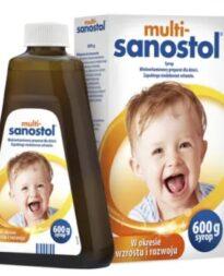 Witaminy dla dzieci Multi-Sanostol