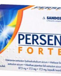 Tabletki na uspokojenie Persen Forte