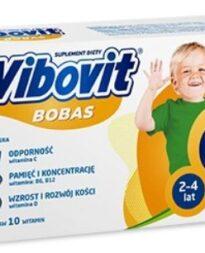 Witaminy dla dzieci Vibovit Bobas