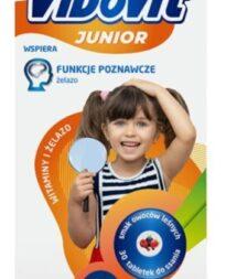 Witaminy dla dzieci Vibovit Junior