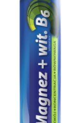 Magnez + witamina B6 Zdrovit